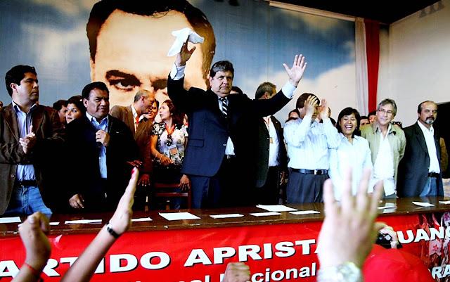 Personas que figura en el registro aprista entregado a la ONPE, niegan aportes a campaña de Alan Garcia del 2006