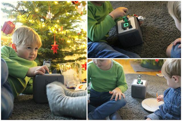 Hoerspiele und Toniebox im Winter Geschenkideen Kinder Jules kleines Freudenhaus