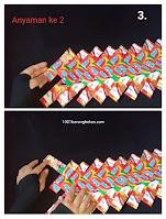 Cara membuat kerajinan tangan dari plastik bekas