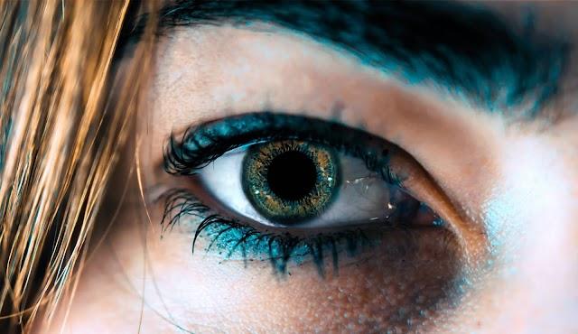 Natural eye makeup
