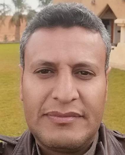 م. ناصر الغرباني، مهندس ومقاول هناجر.