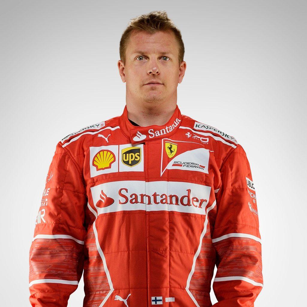 Hasil Formula 1 One Satu 2017 Podium Kimi Räikkönen