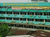 Info Pendaftaran Mahasiswa Baru ( jagakarsa ) Universitas Tama Jagakarsa 2018-2019