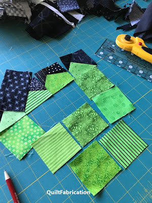 halloween project sneak peek at QuiltFabrication