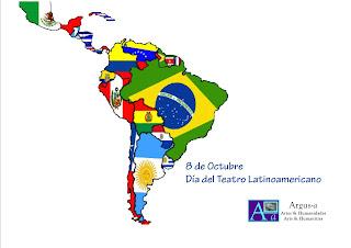8 de Octubre / Día del Teatro Latinoamericano