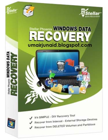 Stellar Phoenix Windows Data Recovery 8 Crack Registration Key