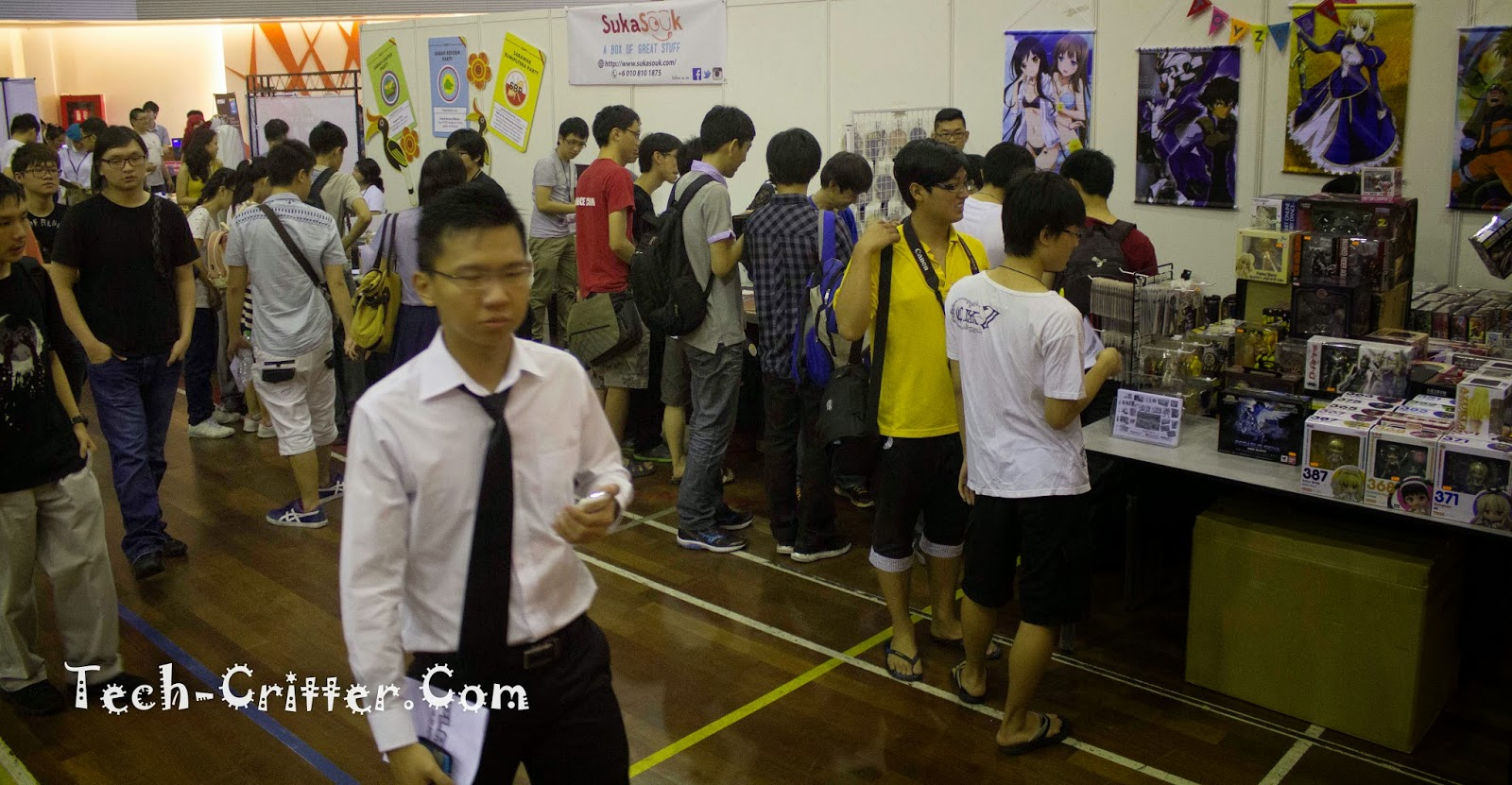 Coverage of PLAY! Convention @ KDU College 212