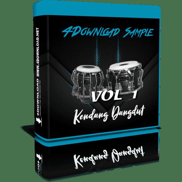4Download Sample - Kendang Dangdut volume 1
