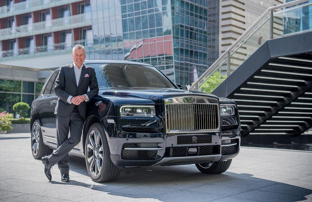 Rolls-Royce lập kỷ lục doanh số trong năm 2019