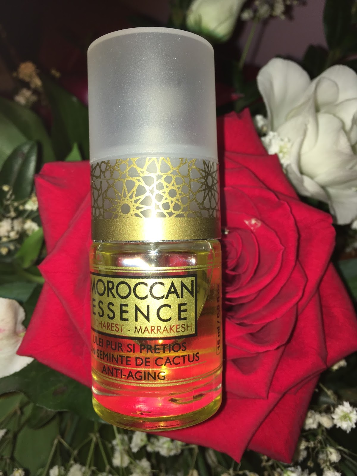 Uleiul de cactus Moroccan Essence