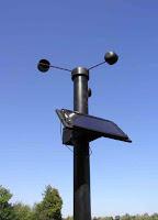 Alat pengukur kecepatan angin