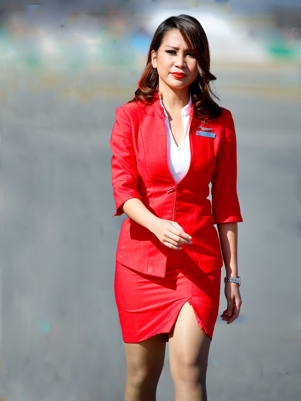 Senator Abdullah Mat Yasim, a division chief of the ruling Umno party, said in Parliament the fitted attire of AirAsia's and Firefly's female flight attendants can 'arouse passengers', the New Straits Times reported.