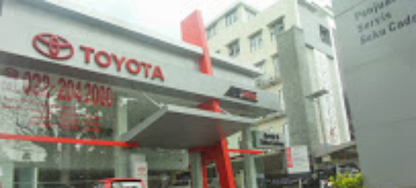 Toyota Auto 2000 Setiabudi 1 Dari Daftar Dealer Toyota Di Bandung
