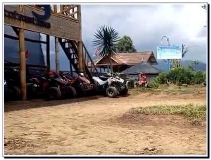 ATV di  Pujon Kidul