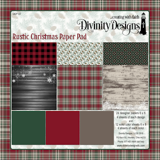 Paper Collection: Rustic Christmas
