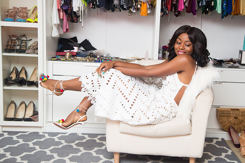 Dream closet, Line and dot geo lace dress, aquazzura, www.jadore-fashion.com