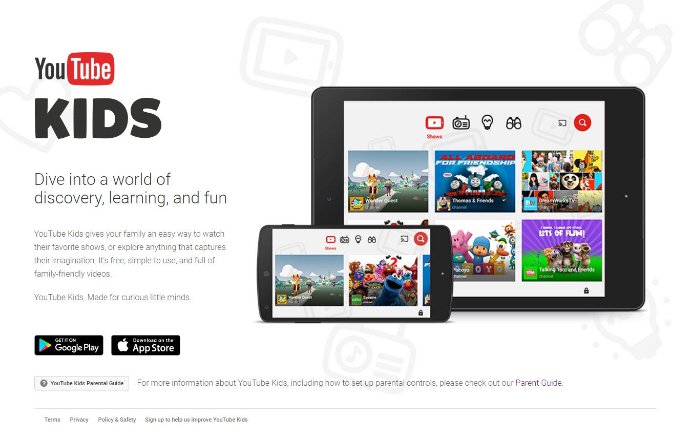 YouTube Kids Solusi untuk Anak yang Sering Nonton YouTube di Gadget