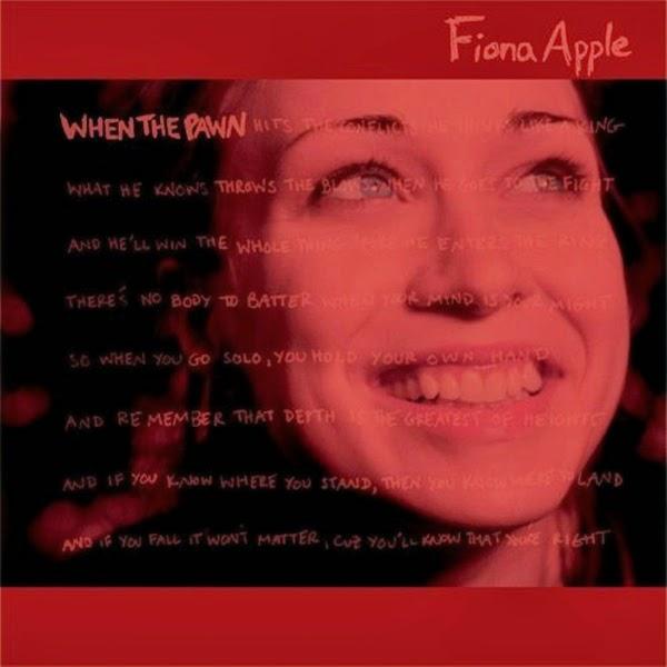 Santería: Fiona Apple - (1999) When The Pawn