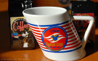 Focused on the Magic, Disney Cruise Line Mug