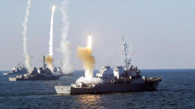 EEUU anza 70 misiles contra una base aérea de Ejército sirio
