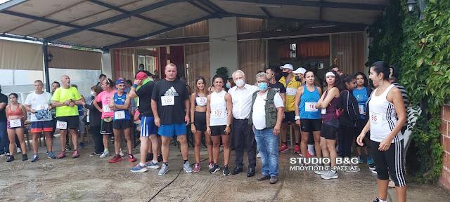 Ανδριανός: Συγχαρητήρια στους συμμετέχοντες στον 1ο αγώνα δρόμου Μαλανδρενίου