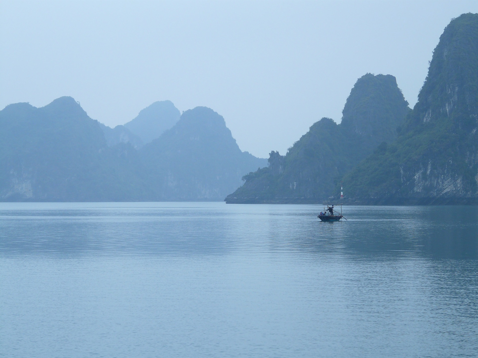 facts about ha long bay