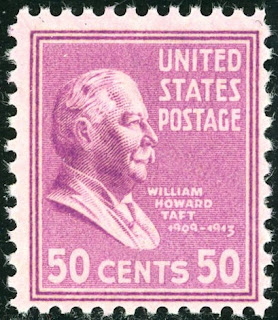 William Howard Taft (1938) Presidential Series 50¢