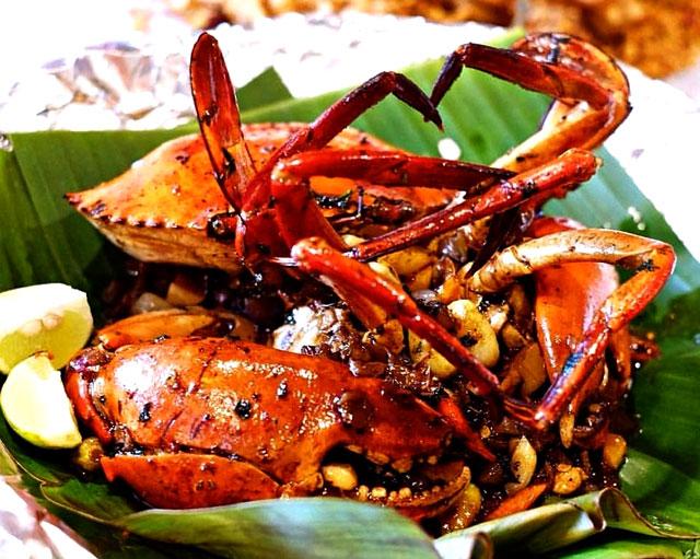 aroma seafood