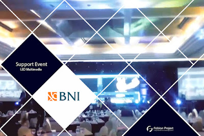 Support Event, LED BNI 46