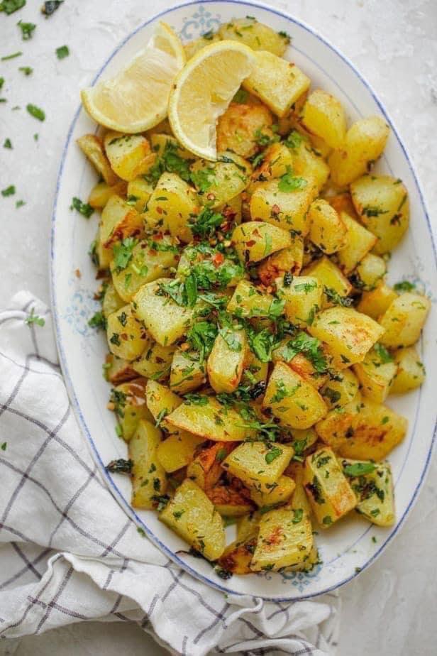 البطاطس اللبنانية