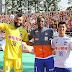 Emprestado pelo Vasco, Thalles marca e Muralha defende pênalti na vitória do Albirex Niigata na segunda divisão do Japão. Veja os lances: