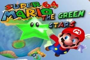 Super Mario 64: as estrelas verdes