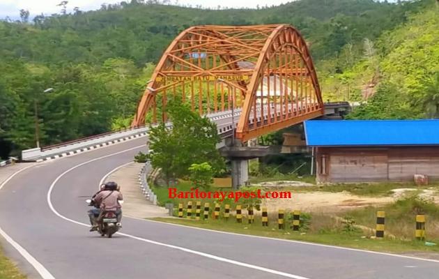 Malam jadi Gelap, Dewan Minta Lampu Jembatan Dihidupkan