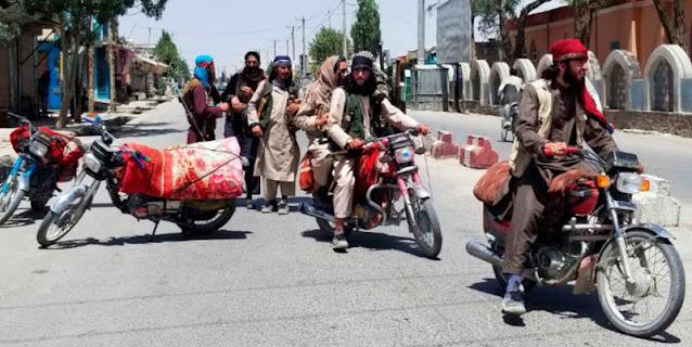 Taliban Rebut Kota Strategis Ghazni, Kabul Tinggal Tunggu Waktu?