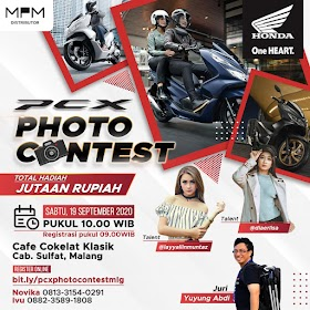 PCX Photo Contest Malang