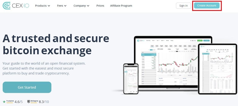 Comprar Bitcoin Ethereum CEX.IO Fácil Seguro Tutorial Español