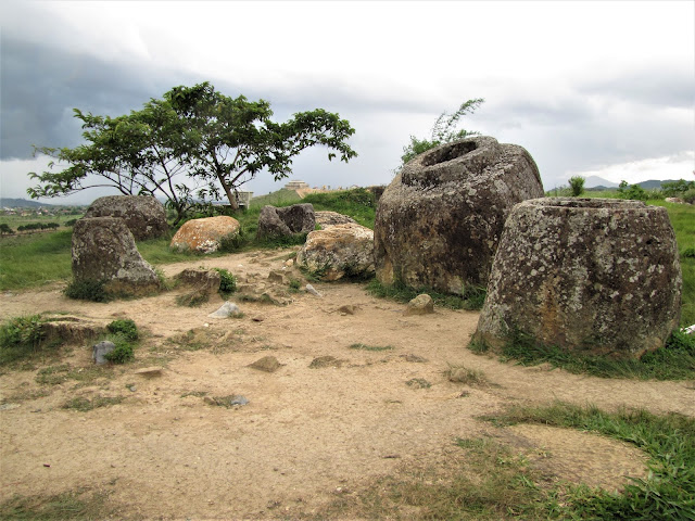 largest jar plain of jars laos