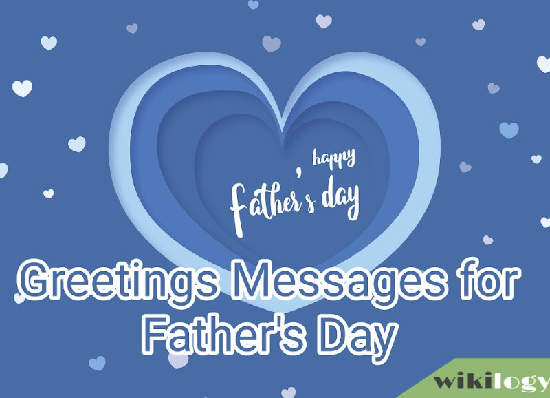 Greetings Messages for Father's Day