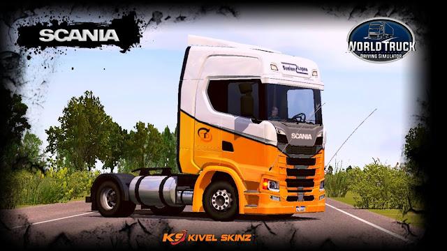 SCANIA S730 - TRANS DANIEL (SUELEN LOPES)