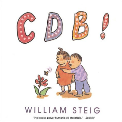 C D B! part of William Steig book review collection