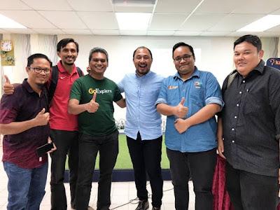 #cikgooTUBE Tiba di SMK Bandar Puteri Jaya, Kedah