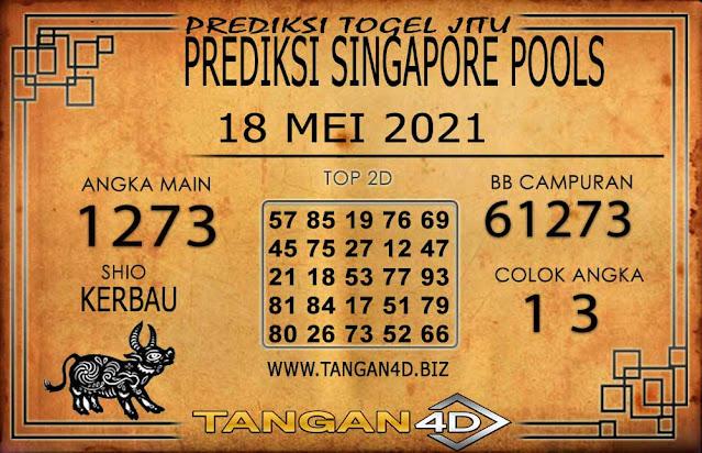 PREDIKSI TOGEL SINGAPORE TANGAN4D 19 MEI 2021