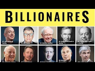 Top 10 Richest People In The World (2000-2019)
