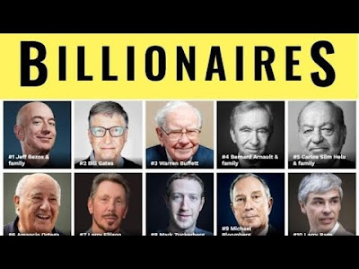 VIDEO: Top 10 Richest People In The World (2000-2019)