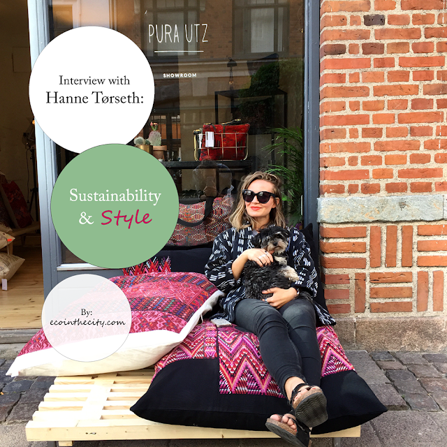 Interview with Hanne Tørseth - sustainability and style