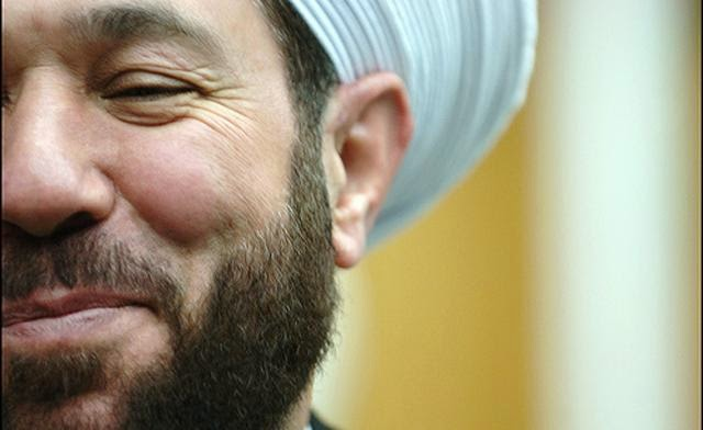 Asharq Al-Awsat interview with Syria's Grand Mufti Sheikh Ahmad Badr al-Din Hassoun