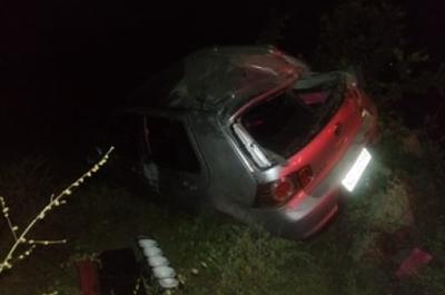 Acidente na AL-145 entre Delmiro Gouveia e Água Branca deixa quatro pessoas feridas