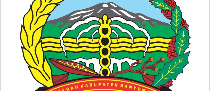 download  logo pemda banyumas vector cdr