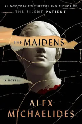 The Maidens Book by Alex Michaelides Pdf