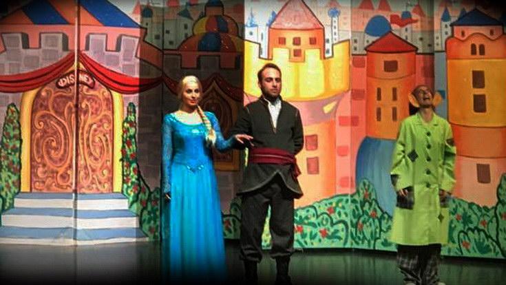 Η Ντίσνεϋλαντ συναντά την Μαίρη Πόππινς στην Αλεξανδρούπολη